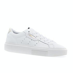 Adidas Originals Sleek Super Womens Shoes - FTWR White