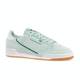 Adidas Originals Continental 80 Womens Shoes - Vapour Green