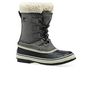 Sorel Winter Carnival Boots - Quarry Black