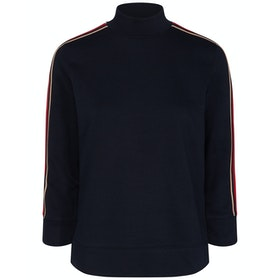 Tommy Hilfiger Donna Mock Women's Sweater - Sky Captain