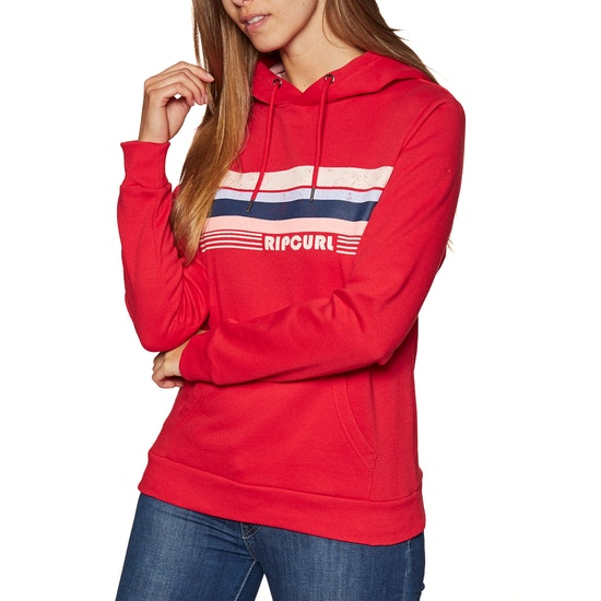 Rip Curl Jester Hooded Fleece Ladies Pullover Hoody