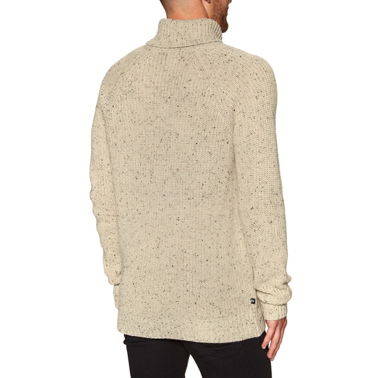Sweater Animal Clavell Knitted Roll Neck