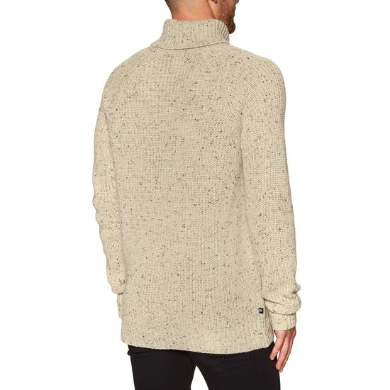 Animal Clavell Knitted Roll Neck Sweater