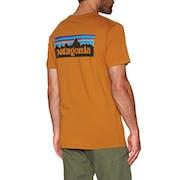 Patagonia P-6 Logo Organic Short Sleeve T-Shirt
