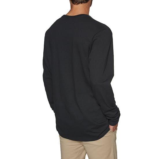 Hurley Core O And O Boxed Long Sleeve T-Shirt