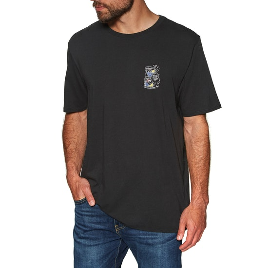 Hurley Benzo Panther Glass Short Sleeve T-Shirt