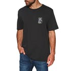 Hurley Benzo Panther Glass Mens Short Sleeve T-Shirt