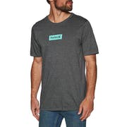 Hurley One & Only Small Box Kurzarm-T-Shirt