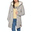 Rip Curl Denny Longline Fleece Womens Jacket - Ecru Marle