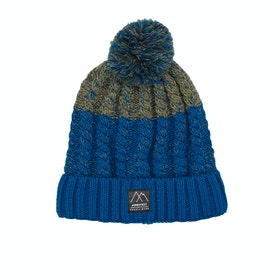 Protest Cropper Beanie - Sporty Blue