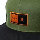 Hurley Natural Cap