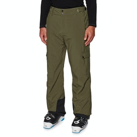 Planks Good Times Insulated Snow Pant - Army Green