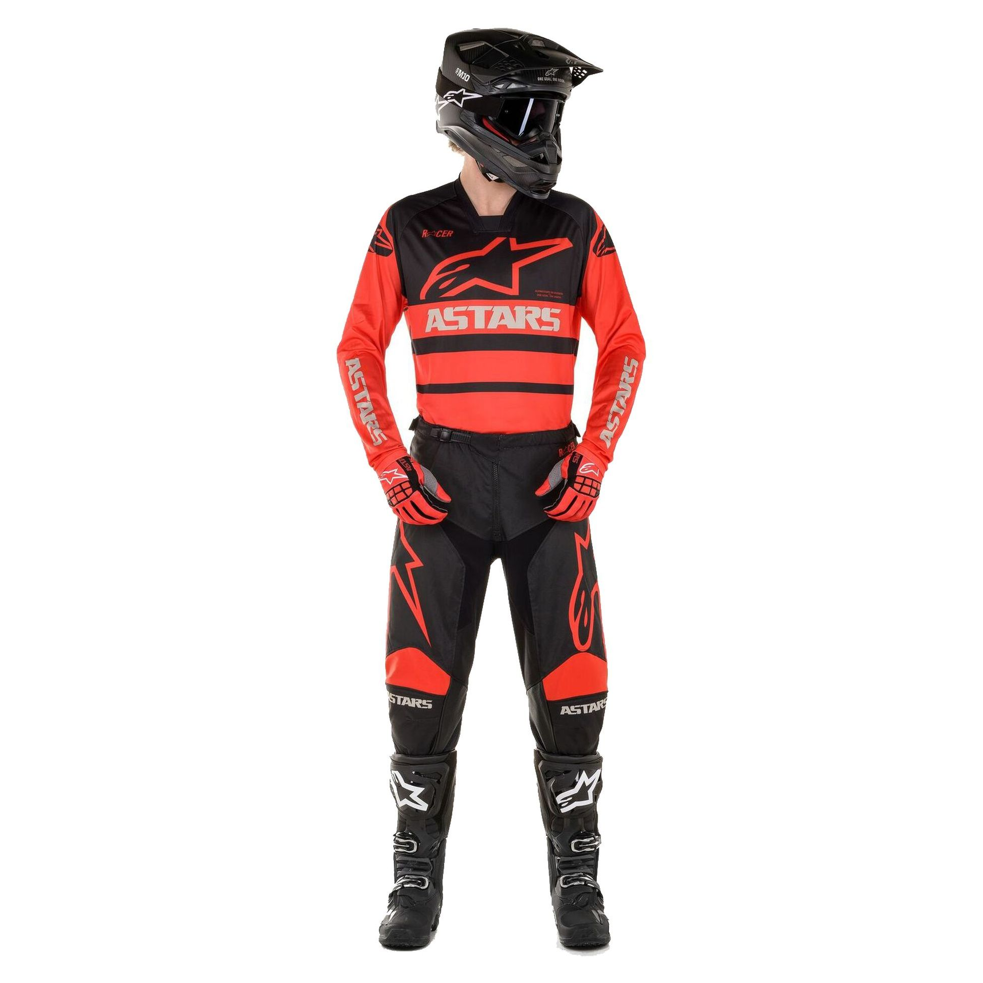 ALPINESTARS RACER SUPERMATIC MOTOCROSS JERSEY