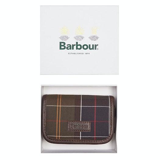 Barbour Tartan Manicure Kit Grooming Gift Set