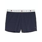 Shorts Femme Tommy Hilfiger Logo Waistband