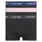 Calvin Klein Low Rise Trunk 3pk Boxershorts