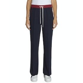 Tommy Hilfiger Florentina Women's Trousers - Sky Captain