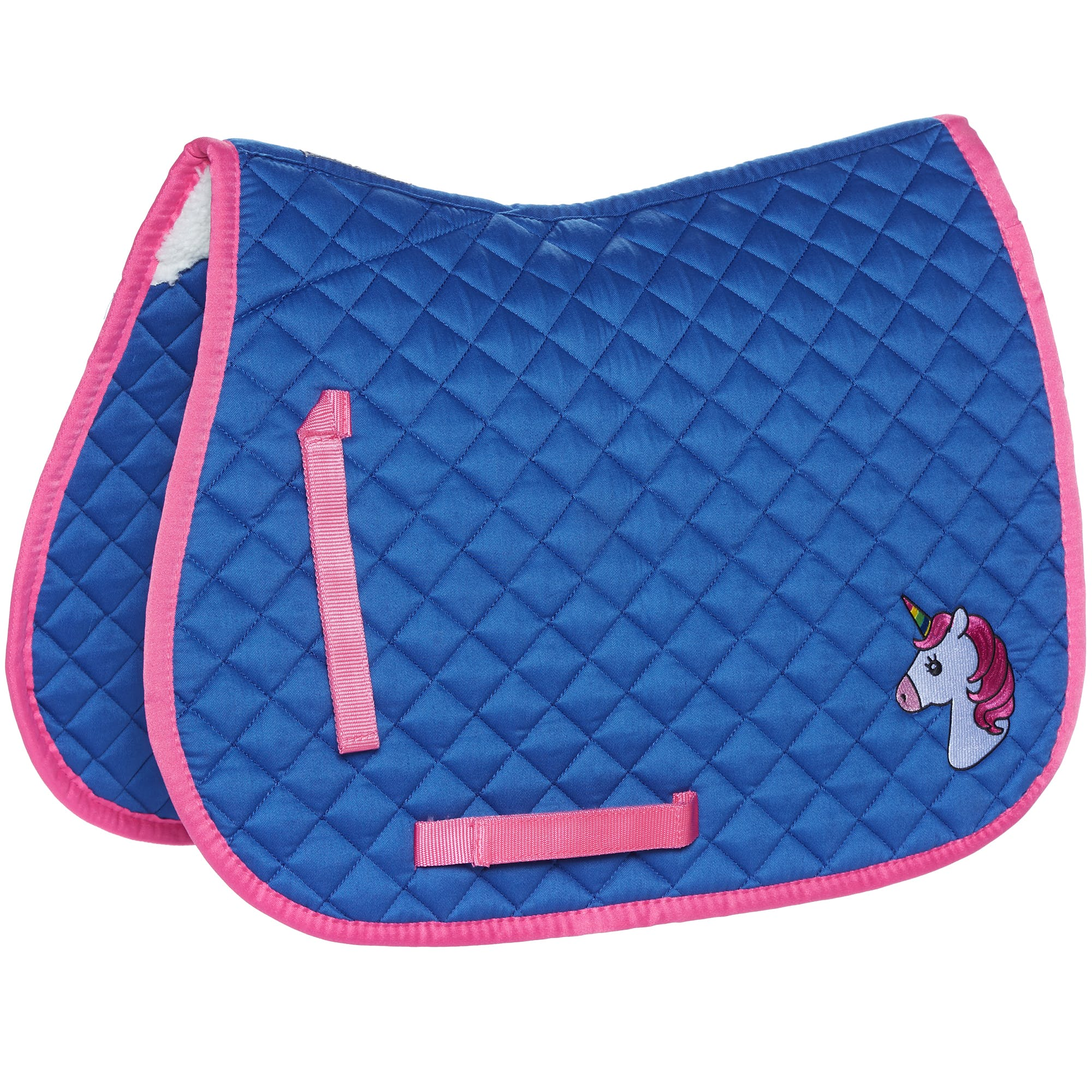 Derby House Unicorn Pony Saddle Pad From Rideaway