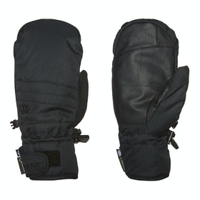 686 Gore-Tex Source Mitt Snow Gloves - Black