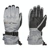 686 Paige Snow Gloves - Grey Diamond Texture