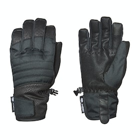 686 Infiloft Majesty Womens Snow Gloves - Black Croc