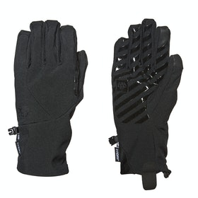 686 Savage Snow Gloves - Black