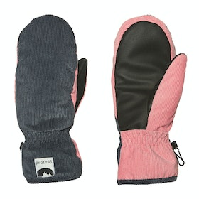 Protest Dynomite Snowmitten Womens Snow Gloves - Grunge