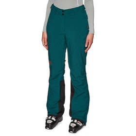 Planks All-time Insulated Snow Pant - Peacock