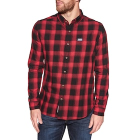 Superdry Workwear Shirt - Red Check