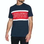 Levi's Colour Block Men's Short Sleeve T-Shirt