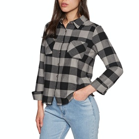 RVCA Jordan Womens Shirt - Black