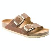 Birkenstock Arizona Big Buckle Oiled Leather Sandals
