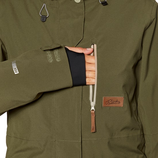 Chaqueta de snowboard Planks All-time Insulated