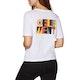 Element Barren Crew Womens Short Sleeve T-Shirt