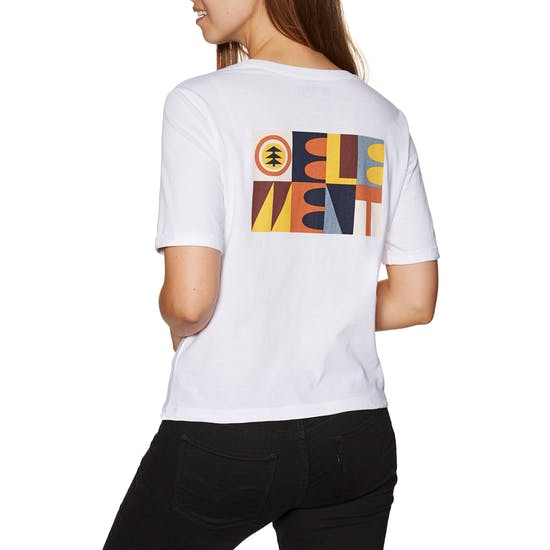 Element Barren Crew Ladies Short Sleeve T-Shirt