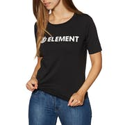 Element Logo Cr Ladies Short Sleeve T-Shirt