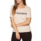 Element Logo Cr Ladies Short Sleeve T-Shirt