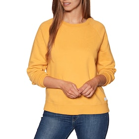 Element Neon Logic Womens Sweater - Mineral Yellow
