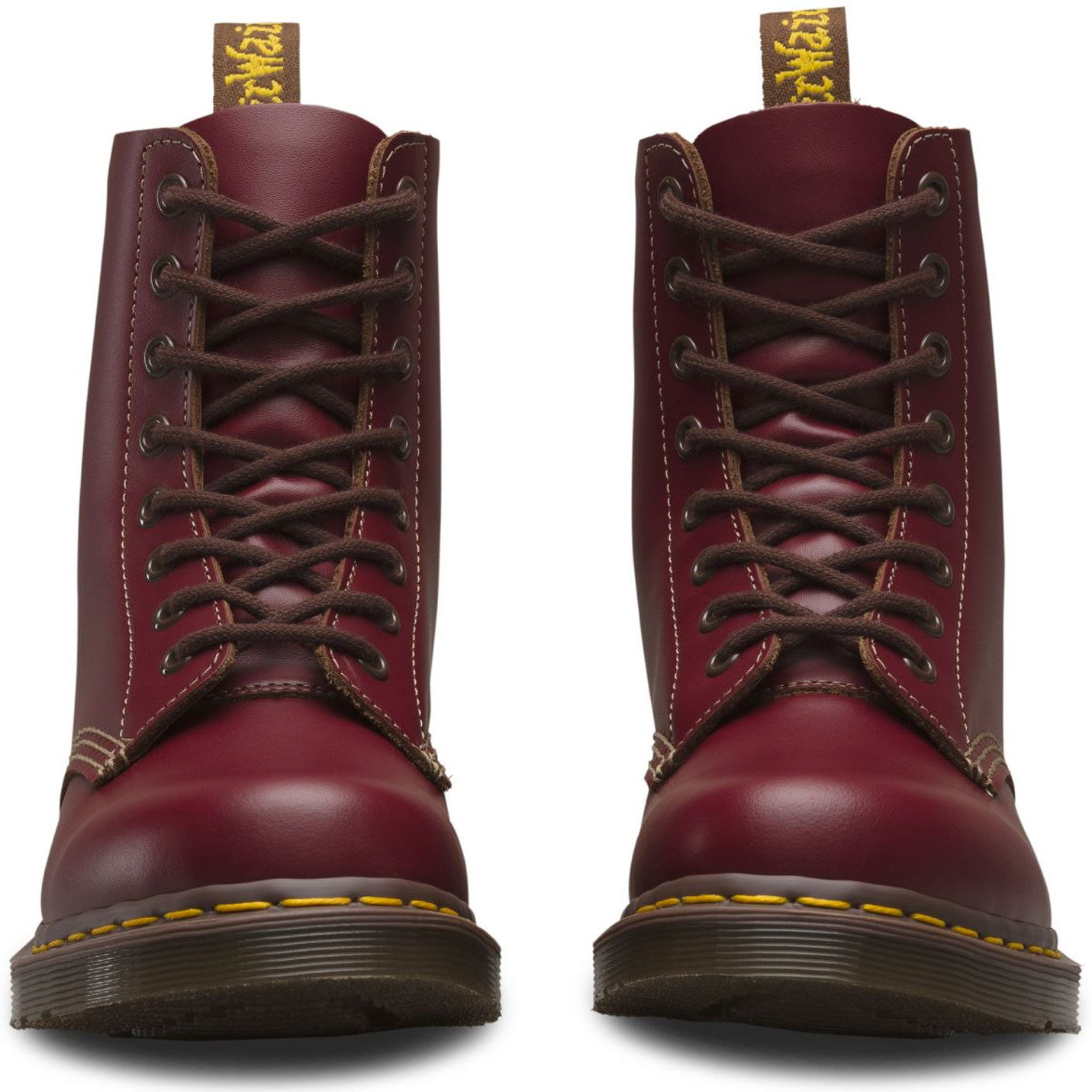Dr Martens MIE Vintage 1460 Boots Oxlood Quilon Country  Country