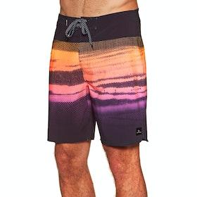 Rip Curl Mirage Wilko Resin Boardshorts - Black