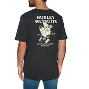 Hurley Benzo Peeler Mens Short Sleeve T-Shirt