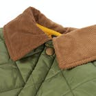 Barbour Liddesdale Quilted Short Boy's Jacket