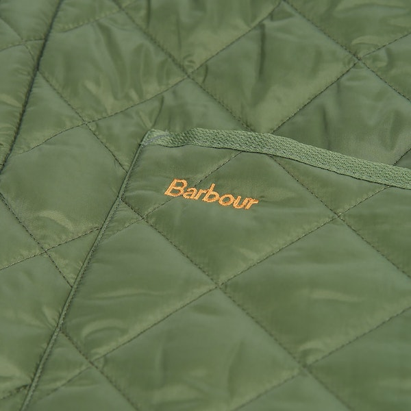 Barbour Liddesdale Quilted Short Boy's Jacket