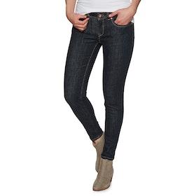Superdry Cassie Skinny Womens Jeans - Raw Nep