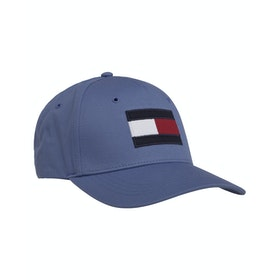 Cappello Tommy Hilfiger Big Flag - Cornflower Blue
