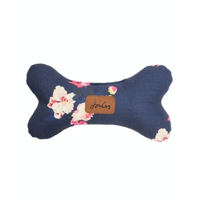 Joules Bone Toy Dog Toy - Floral