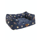 Joules Box Bed Dog Bed