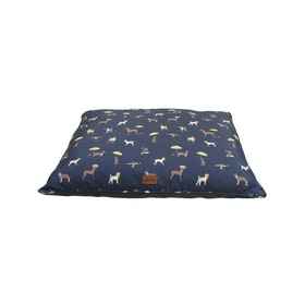 Joules Mattress Dog Bed - Dog Print