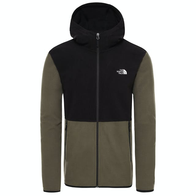North Face Tka Glacier Full Zip Hoodie Fleece