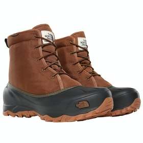 North Face Tsumoru Boots - Monks Robe Brown Tnf Black